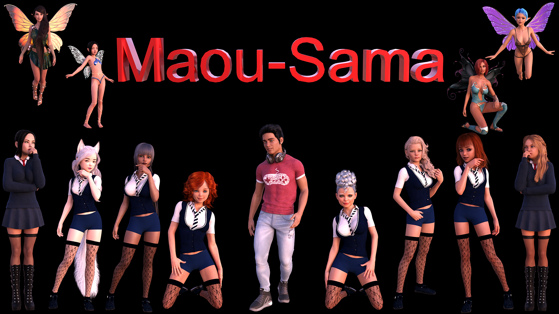 Maou-Sama – Version 0.3 - Best family porn game 1