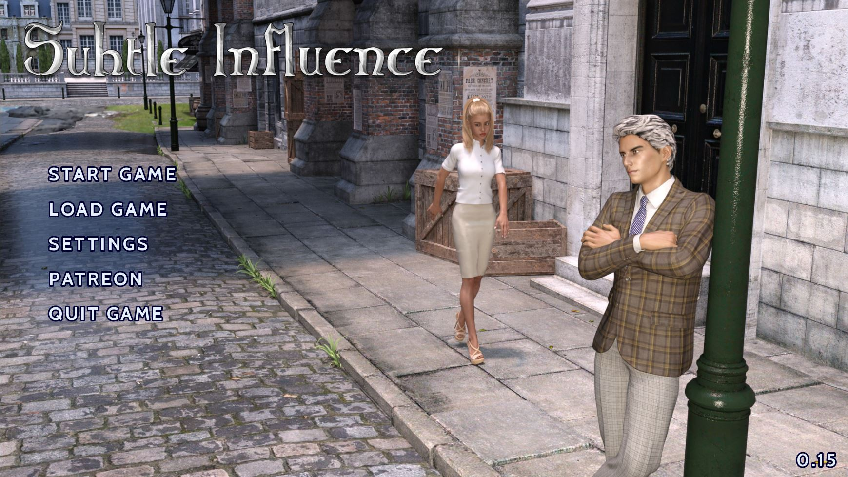 Subtle Influence – Version 0.15 - Patreon Brother-Sister family PC game 6