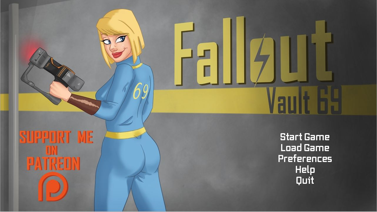 Fallout – Vault 69 – Version 0.07c - Brother-Sister Mother-Son family incest adult PC game 5