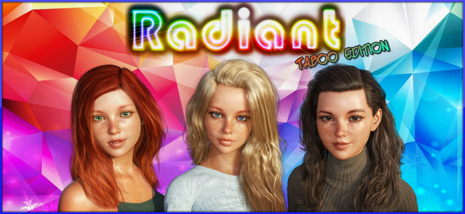 Radiant – Version 0.1 & Incest Patch - Best patreon family incest hentai PC game 3