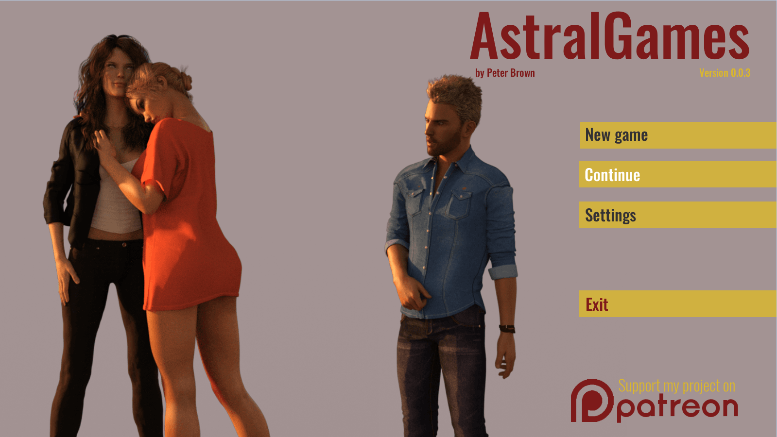 Astral Games – Version 0.0.3b - Free patreon family incest porn PC game 1