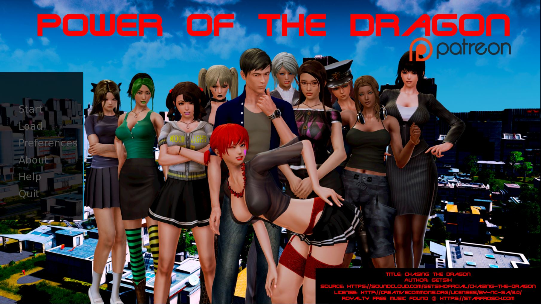 Power of the Dragon – Version 0.02 - Free patreon Mother-Son incest PC game 6