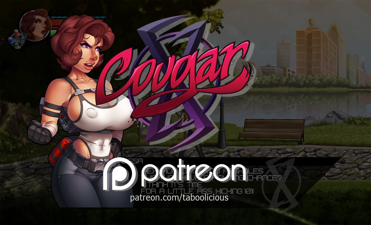 Cougar X – August Build - Mother-Son incest erotic PC game 1