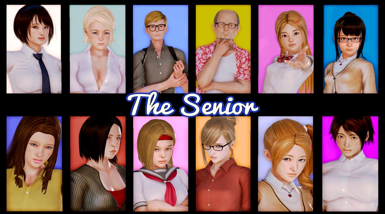 The Senior – Version 0.1.6 - Free patreon incest hentai PC game 1