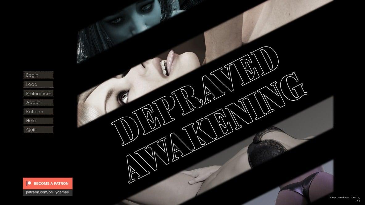 Depraved Awakening – Version 1.0 – Completed - Best incest sex PC game 4