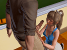 Valentina's Story – Version 0.3 - Patreon Brother-Sister Father-Daughter family incest sex PC game