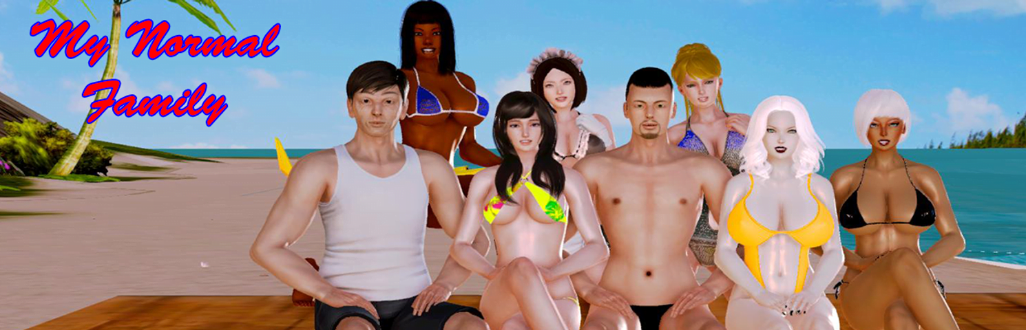 My Normal Family – Version 0.3.0 - Best patreon family porn PC game 3