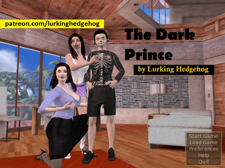 The Dark Prince – Version 1.5 - Brother-Sister family incest adult game 10