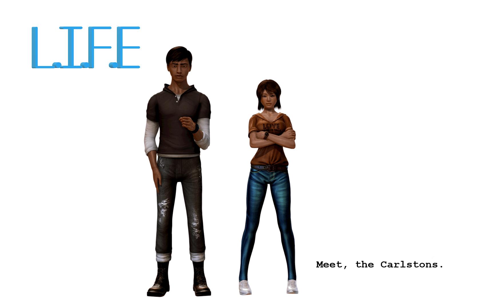 L.I.F.E – Version 0.01 - Free family porn PC game 3