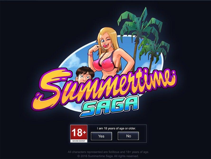 SummertimeSaga – Version 0.19.5 - Brother-Sister Mom-Son family incest porn game 12
