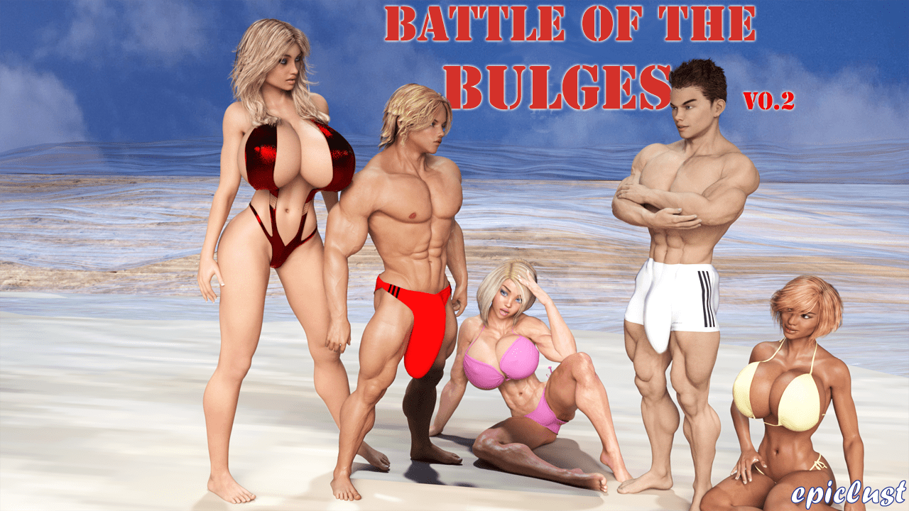 Battle of the Bulges – Version 0.8 - Free incest hentai PC game 3