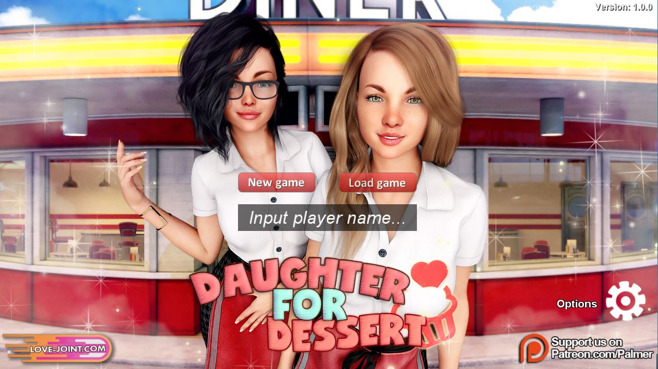 Daughter For Dessert – Version 1.0.0 - Best Father-Daughter family porn PC game 1