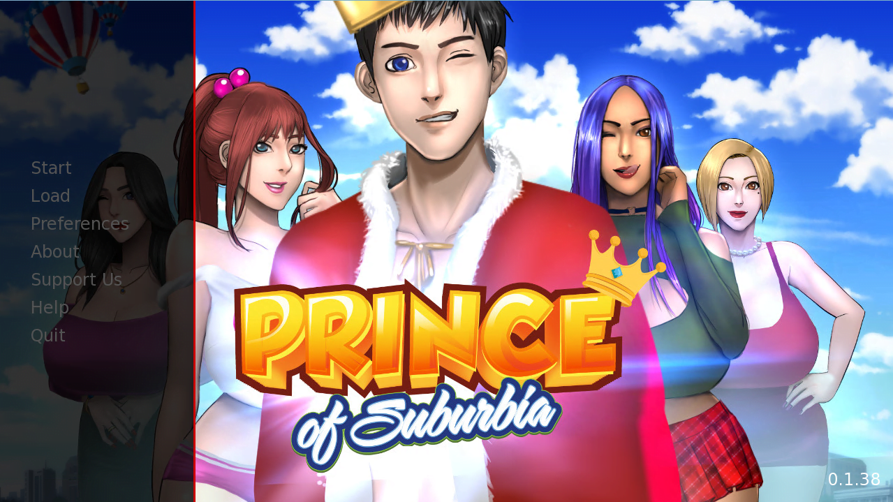 Prince of Suburbia – Version 0.4 - Patreon family porn PC game 6