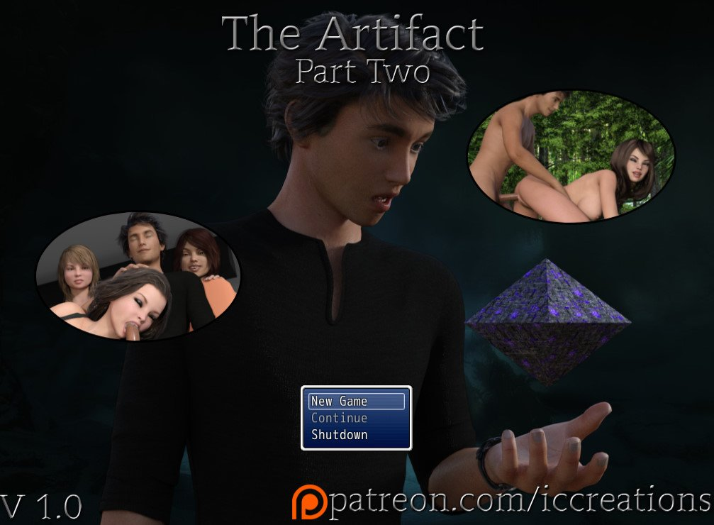 The Artifact : Part 2 – Version 1.0b - Brother-Sister Mom-Son family erotic game 4