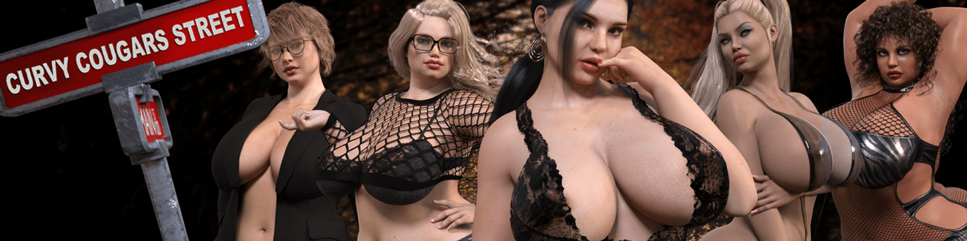 Curvy Cougars Street – Version 0.5 - Best patreon family adult game 2