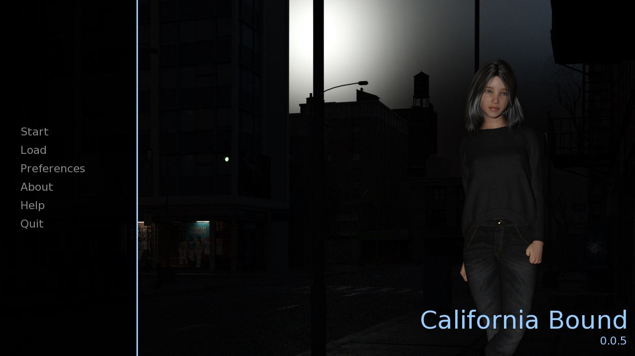 California Bound – Version 0.0.6 - family porn game 1