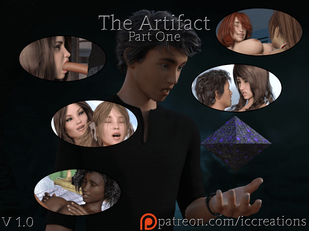 The Artifact : Part 1 – Version 1.0 - Brother-Sister Mom-Son family incest hentai game 6