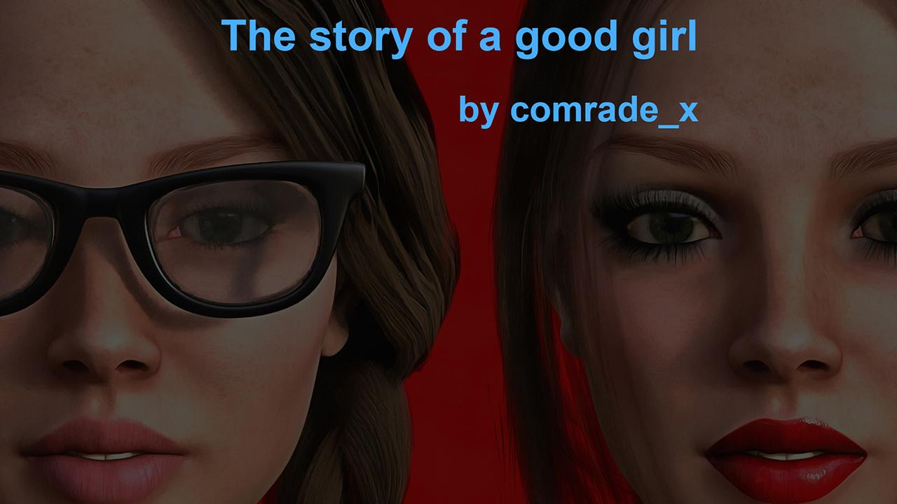 The Story Of A Good Girl – Version 0.4 - Patreon incest erotic PC game 1