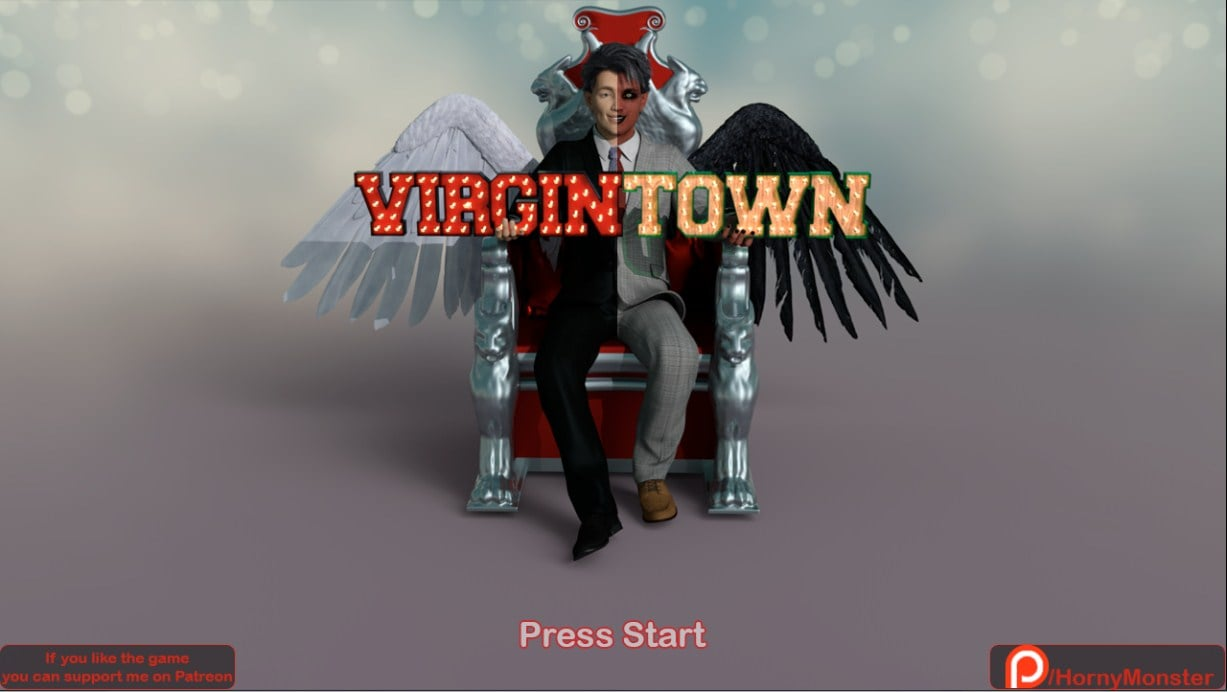 Virgin Town – Version 0.11b - Free patreon Brother-Sister Mom-Son incest porn PC game 8