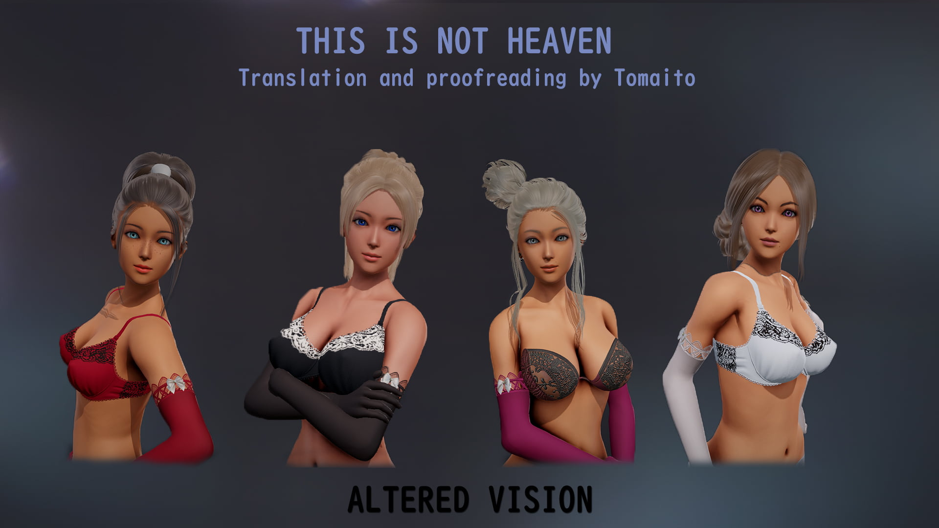 This Is Not Heaven – Version 0.2 - Patreon family incest adult PC game 2