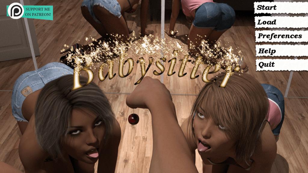 Babysitter – Version 0.2.2b - Best family incest game 1