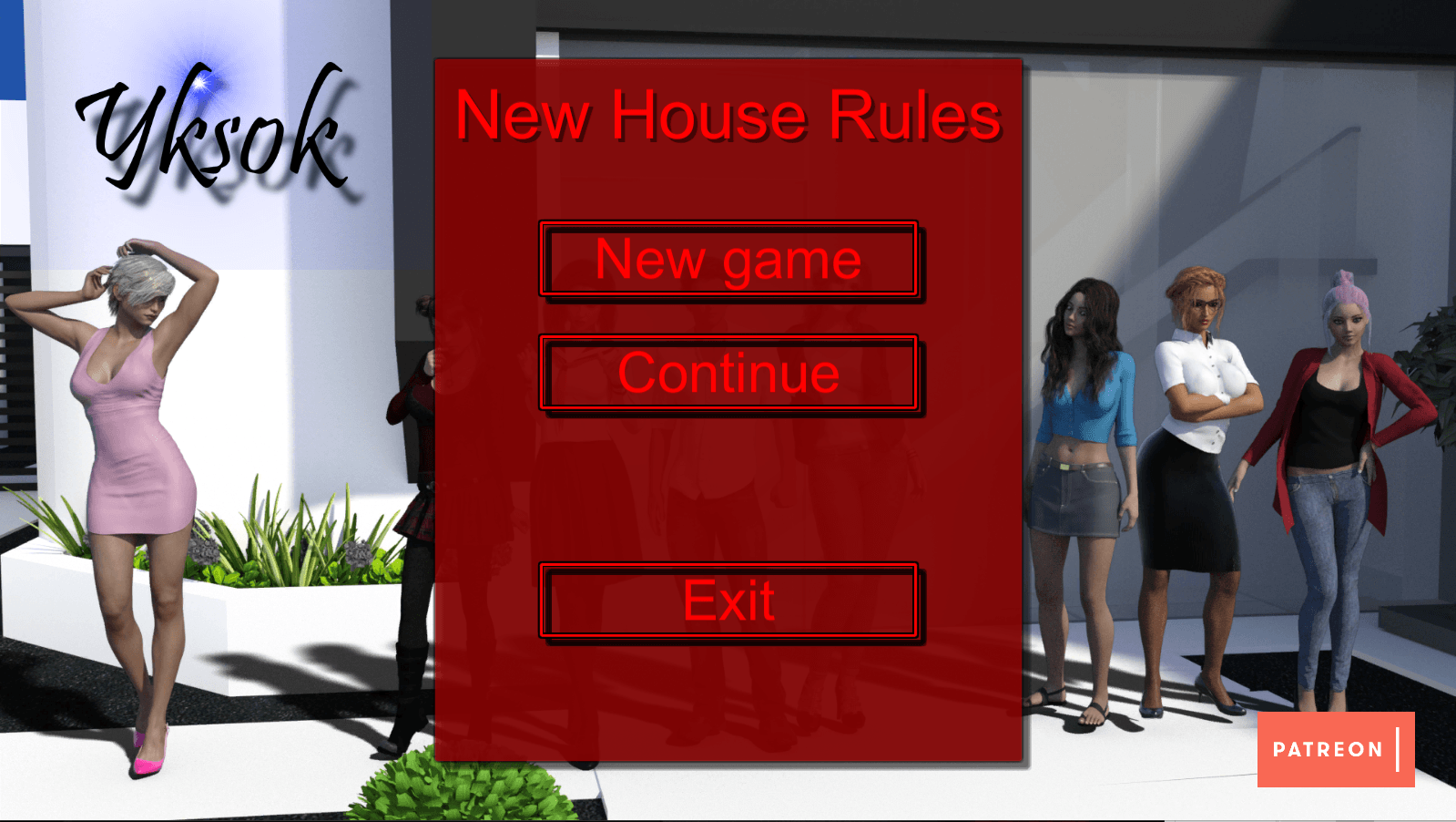 New House Rules – Version 0.3 - Best patreon family incest erotic PC game 6