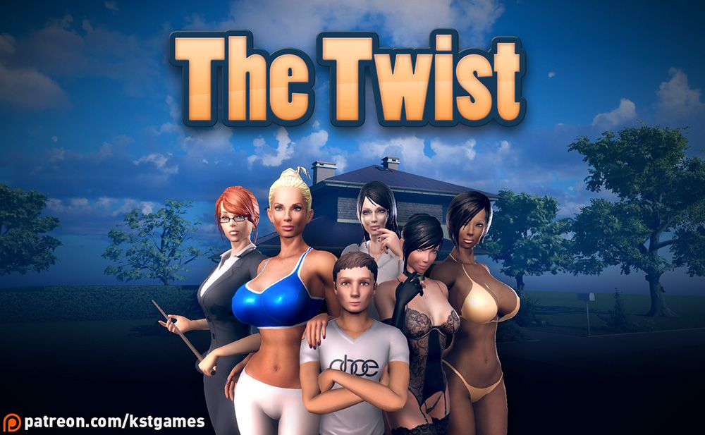 The Twist – Version 0.38 Beta1 - Brother-Sister Mother-Son family incest PC game 4