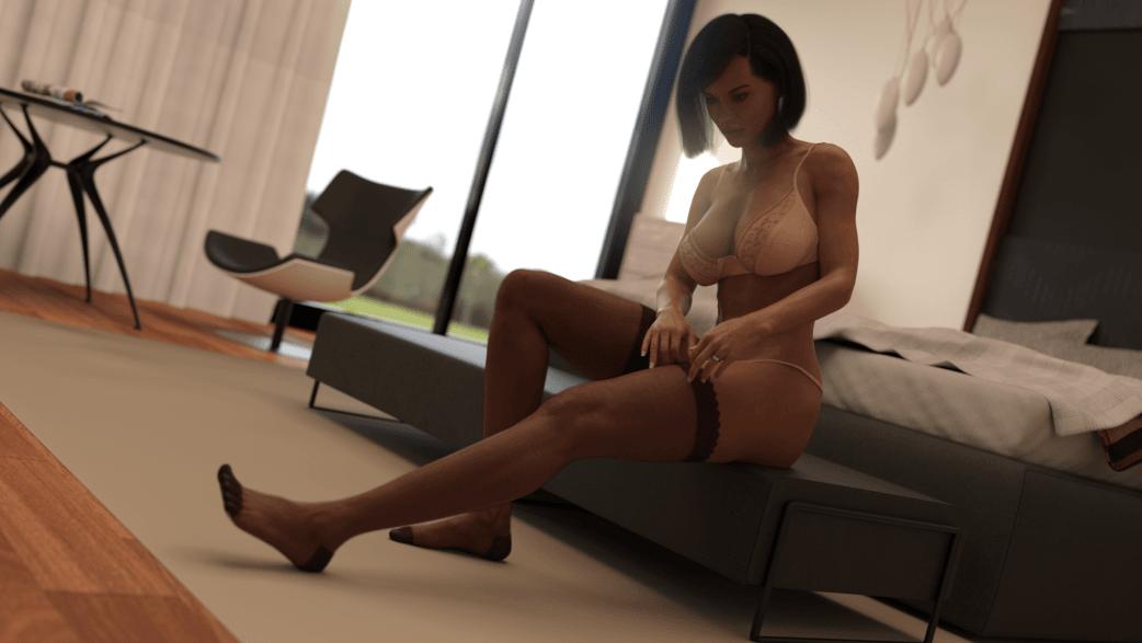 Midnight Paradise – Version 0.7 & Incest Patch - incest sex PC game 4
