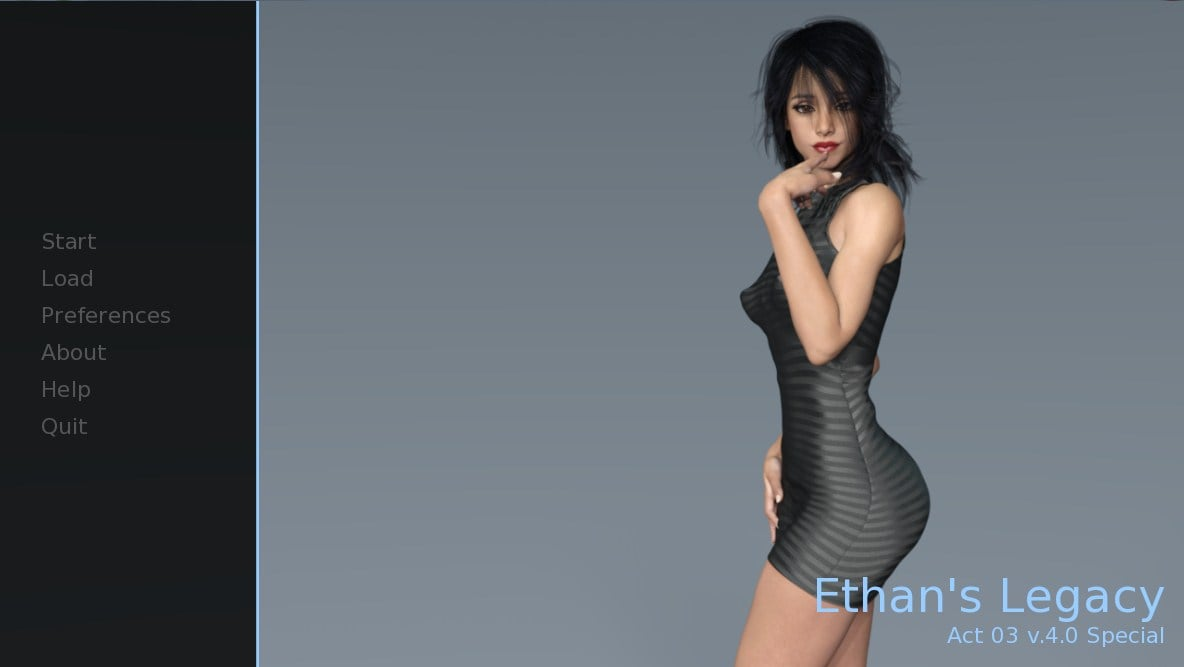 Ethan's Legacy – Act 03 – Version 4.0 Special - Free patreon Brother-Sister Mother-Son family incest porn PC game 4