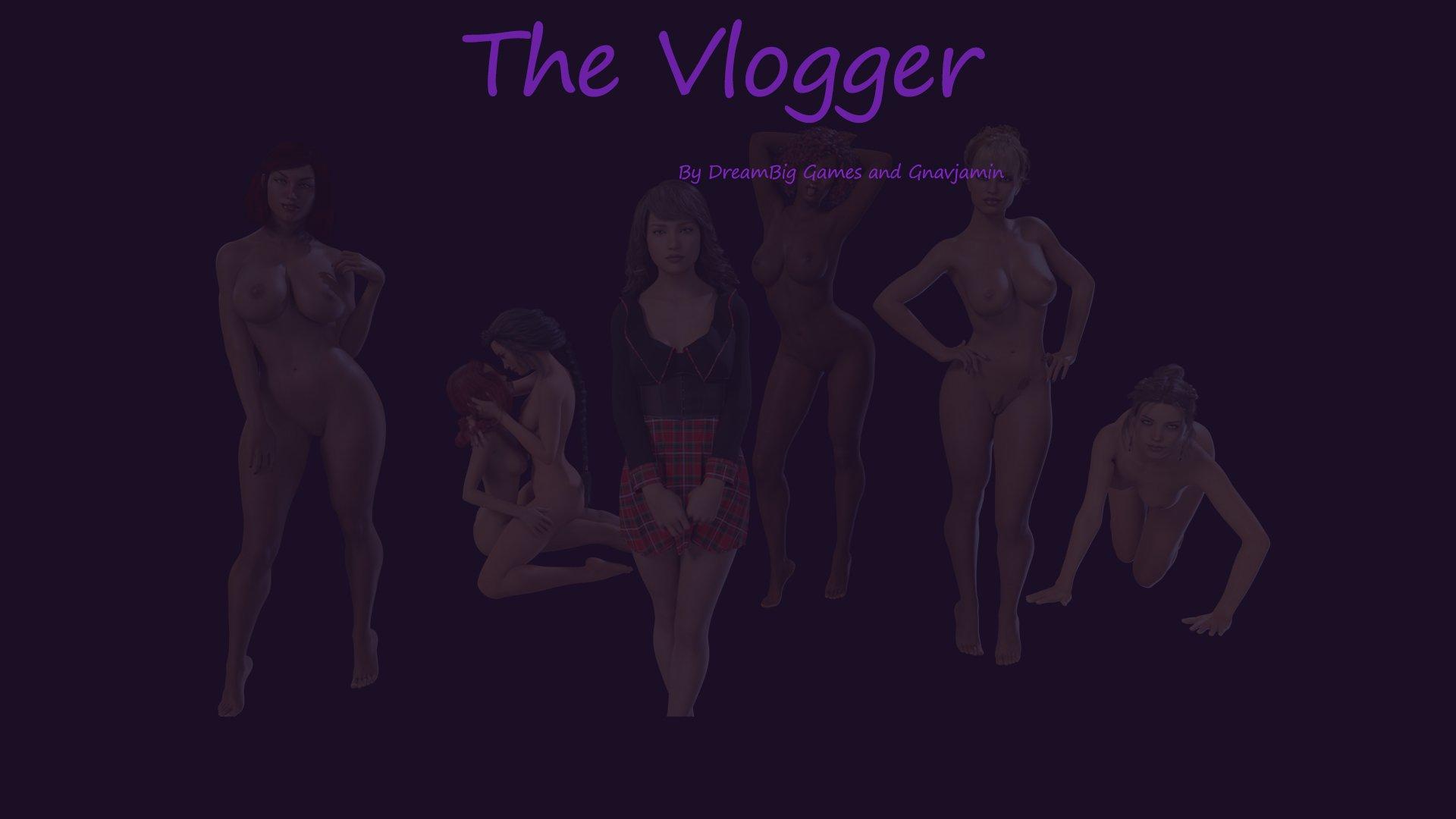 The Vlogger – Version 0.1 - Best incest sex game 1
