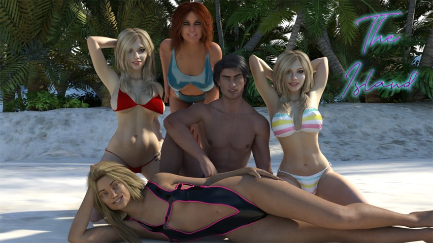 The Island – Version 0.1 Demo - Free patreon family incest porn PC game 3