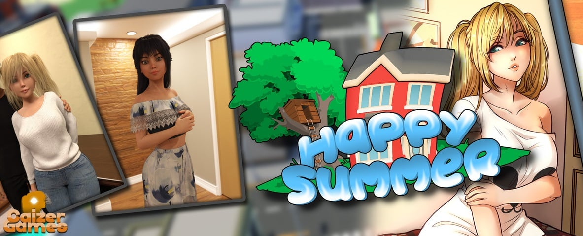 Happy Summer – Version 0.2.3 - Best patreon family incest sex PC game 1