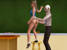 Valentina's Story – Version 0.4 - Best Brother-Sister Father-Daughter incest erotic game