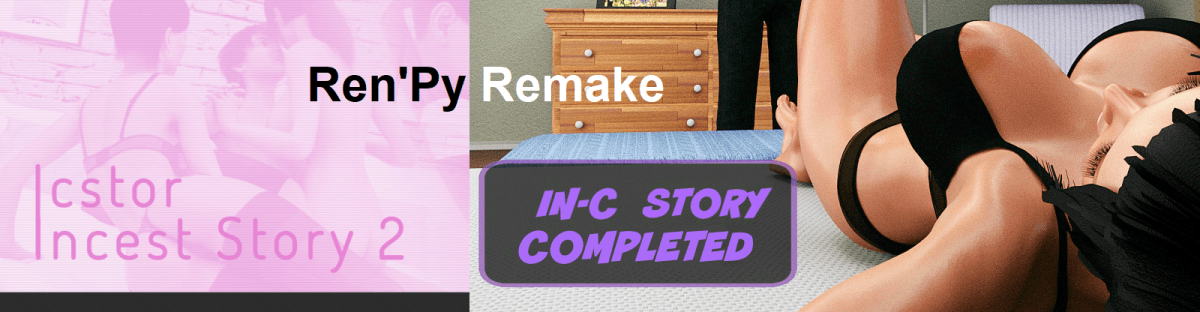 Incest Story 1-2 Unofficial Ren'py Remake – Complete - Patreon incest game 7