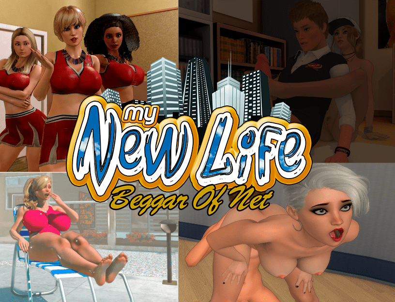 My New Life – Version 0.005 - Best family erotic PC game 4