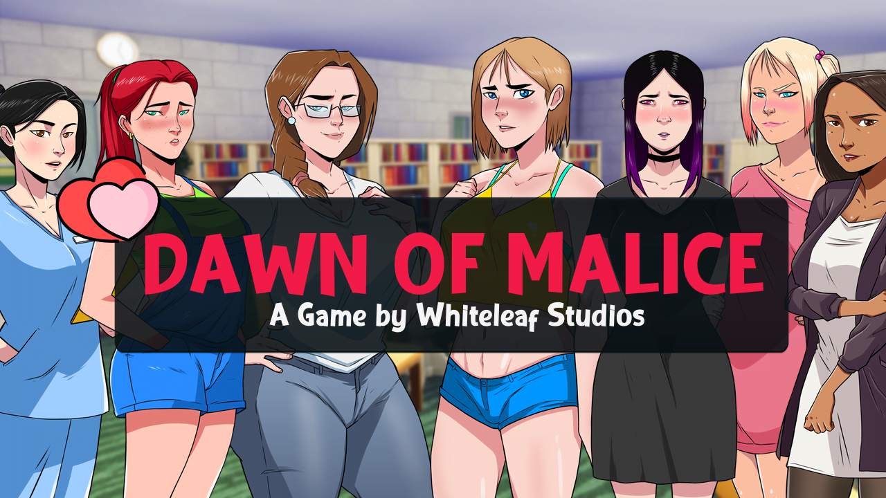 Dawn of Malice – Version 0.02 - incest hentai PC game 1