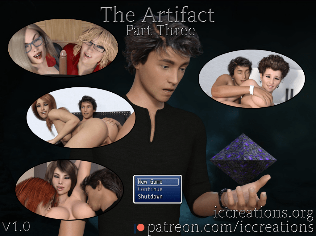 The Artifact : Part 3 – Version 1.0 - Free Brother-Sister Mom-Son family incest sex PC game 5