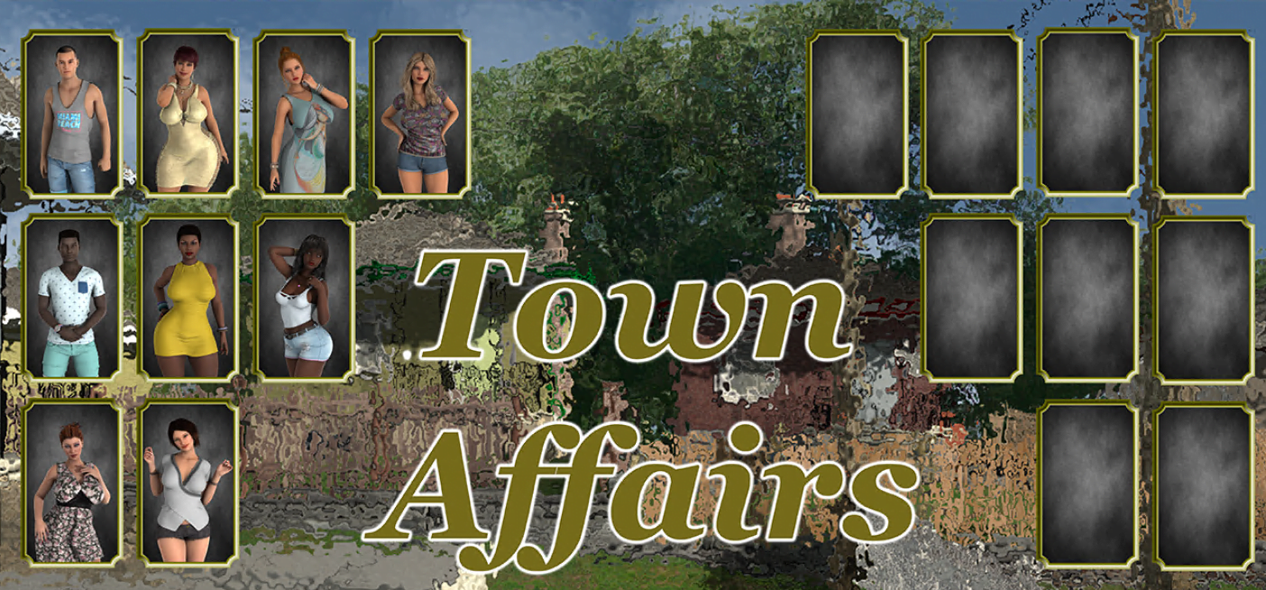 Town Affairs – Version 0.3.2 - Best family game 6