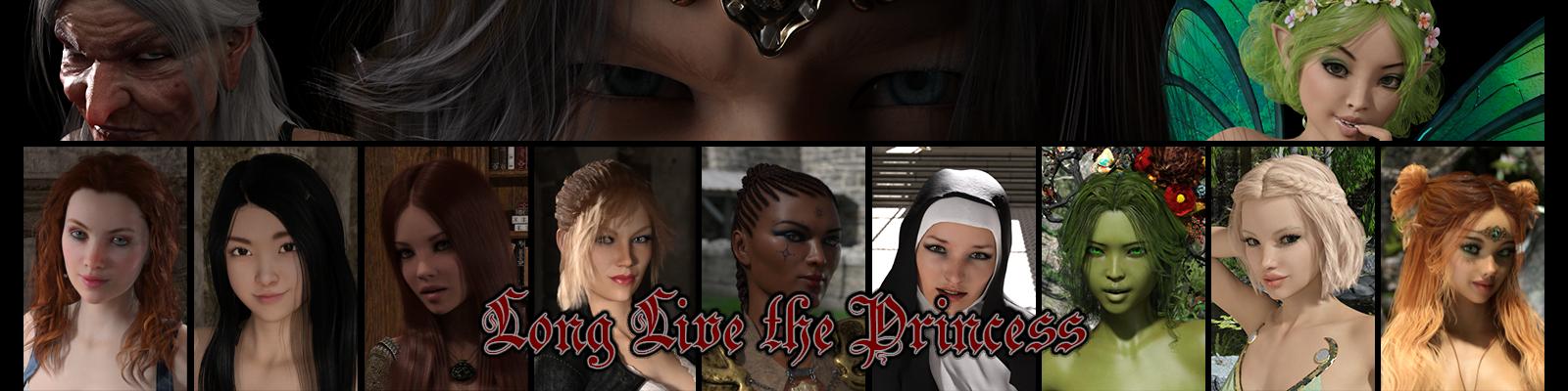 Long Live the Princess – Version 0.29 - family incest porn game 1