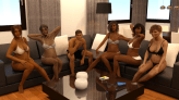 My New Life as a Stewardess – Version 1.0 - family adult game