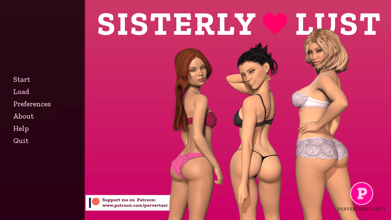 Sisterly Lust – Version 1.0 Extra Scenes & Incest Patch – Completed - Best incest sex game 7