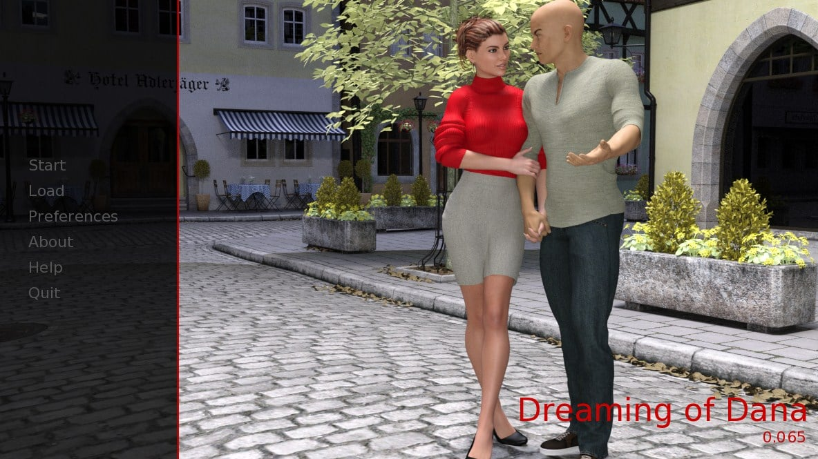 Dreaming of Dana – Version 0.099 - Patreon incest hentai game 4