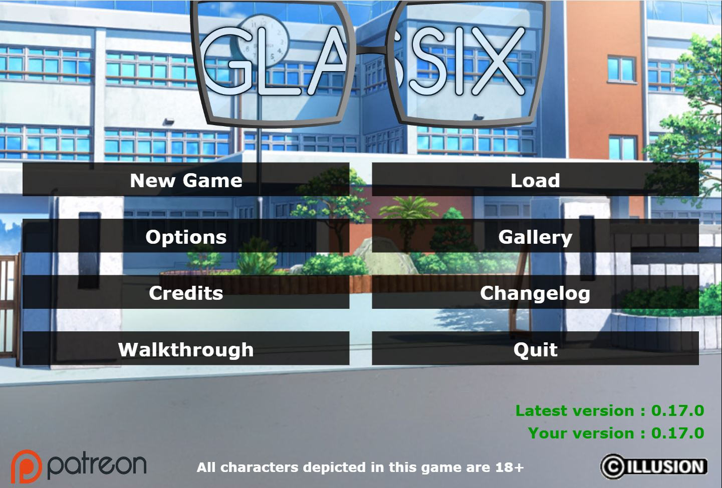 Glassix – Version 0.43.0 - Brother-Sister Mom-Son family erotic PC game 4