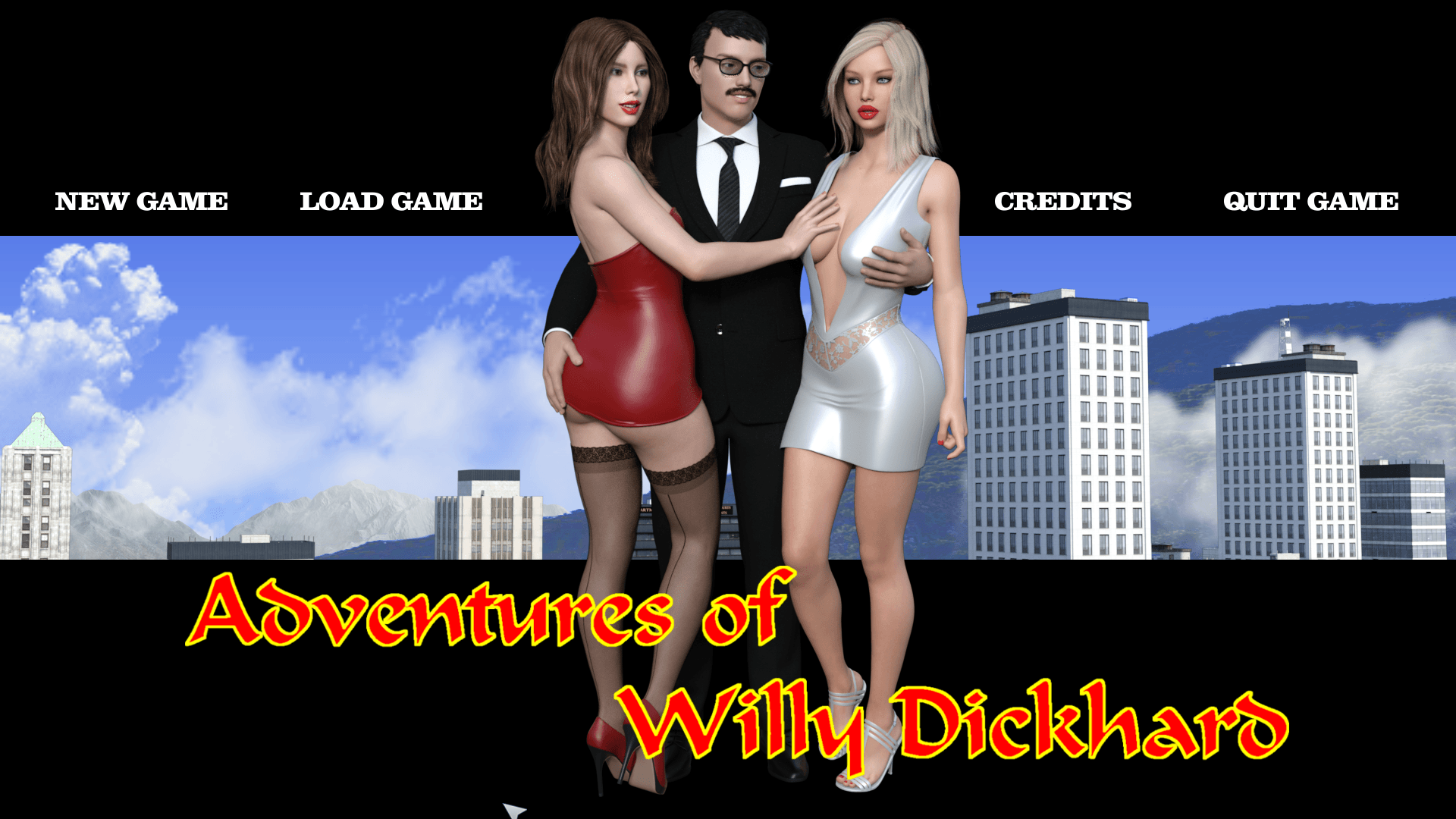 Adventure of Willy D – Version 0.44 - Free incest erotic game 1
