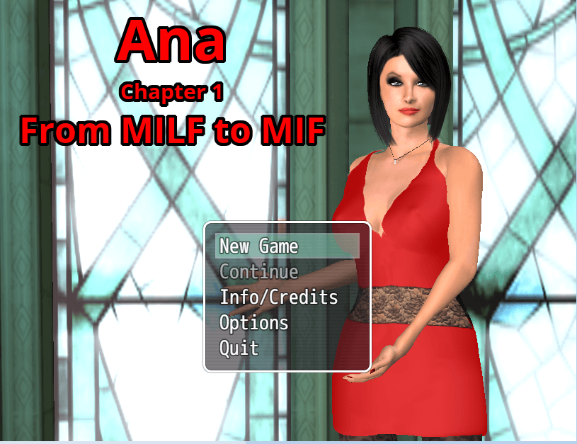 Ana – Chapter 1 – From Milf to Mif – Version 0.92 - Mom-Son family sex game 6