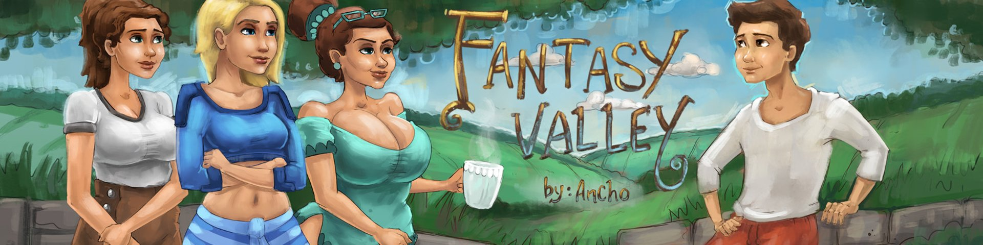 Fantasy Valley – Chapter 1-7 - Best incest hentai PC game 6