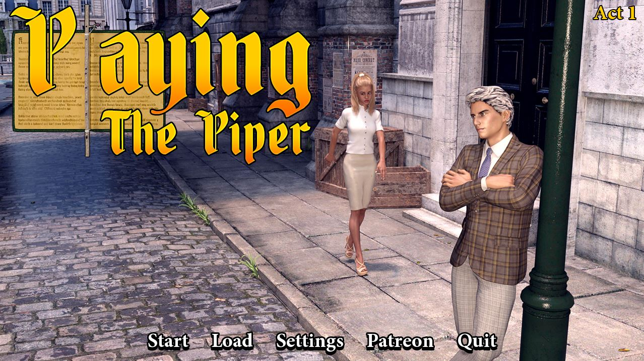 P(L)aying The Piper – Demo Version - Patreon incest game 1