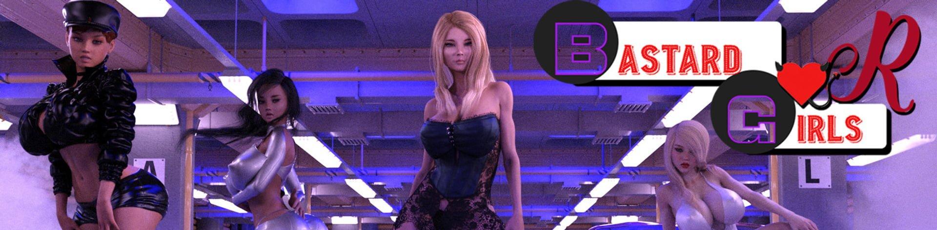 Bastard Girls R – Version 1.5B - Patreon family incest porn game 1