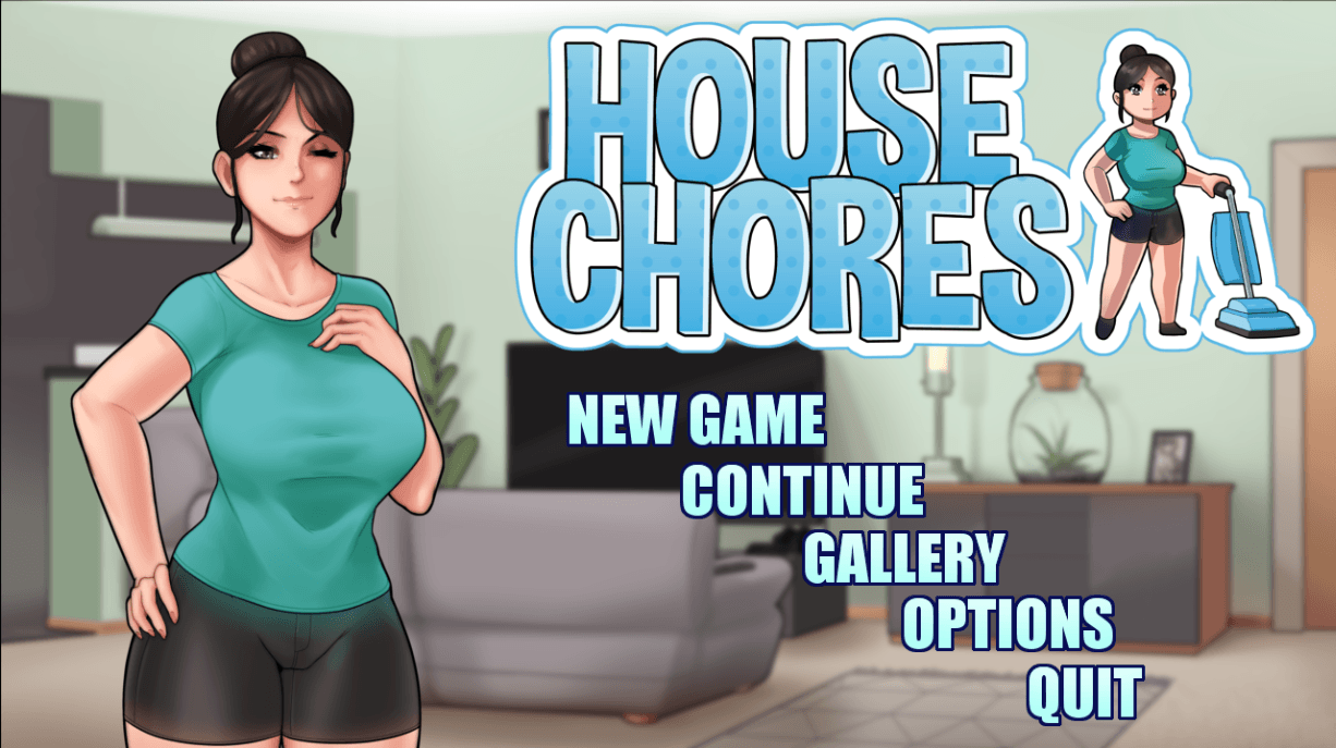House Chores – Version 0.2 - Free patreon incest porn game 1