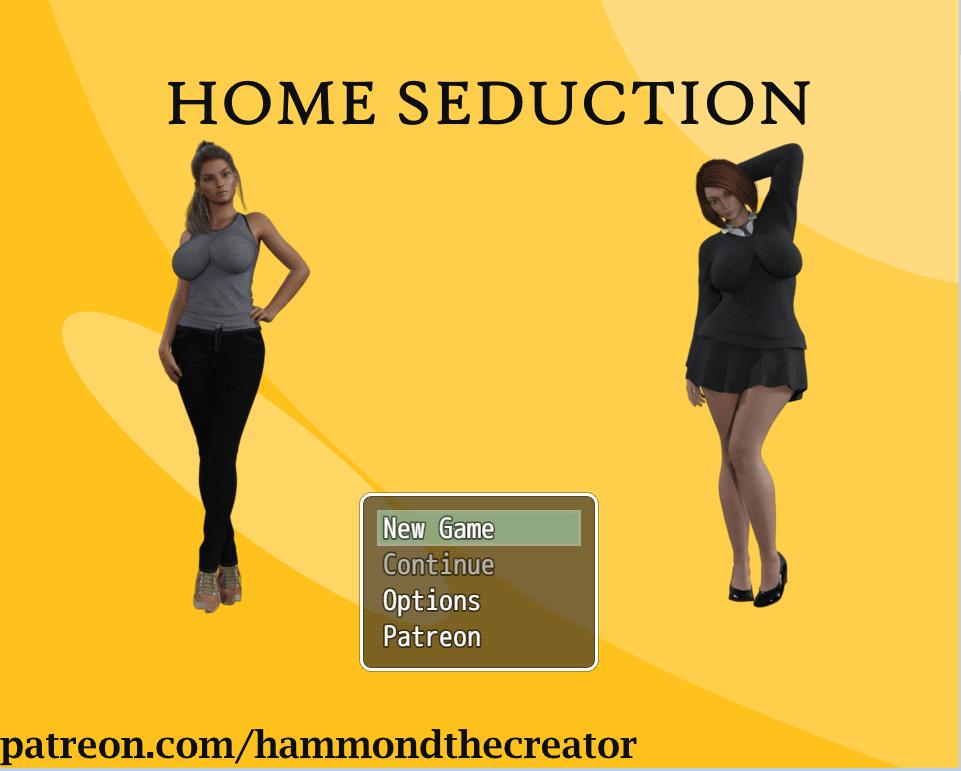 Home Seduction – Version 0.8 - Free family porn PC game 1